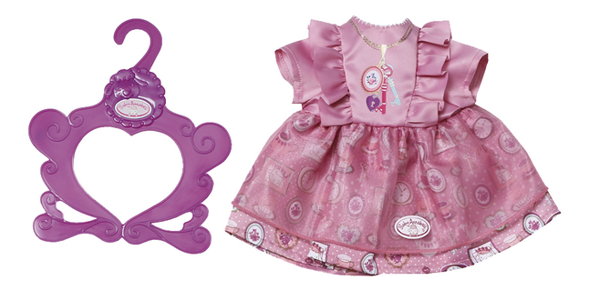 Afbeelding van Baby Annabell kledijset Day Dresses roze from ColliShop