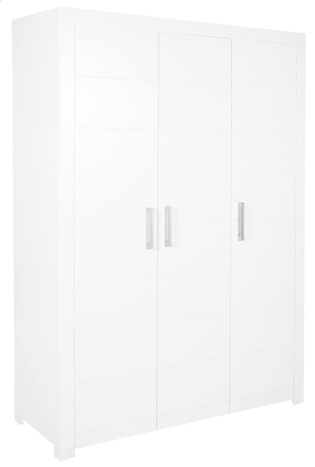 Image pour Garde-robe Marika 3 portes à partir de ColliShop