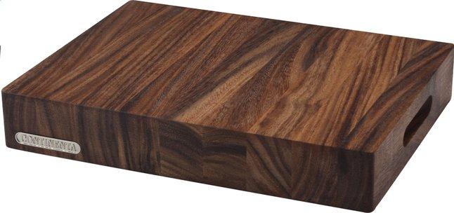 Image pour Continenta planche à découper réversible Akazie brun foncé 30,7 x 40,3 cm à partir de ColliShop