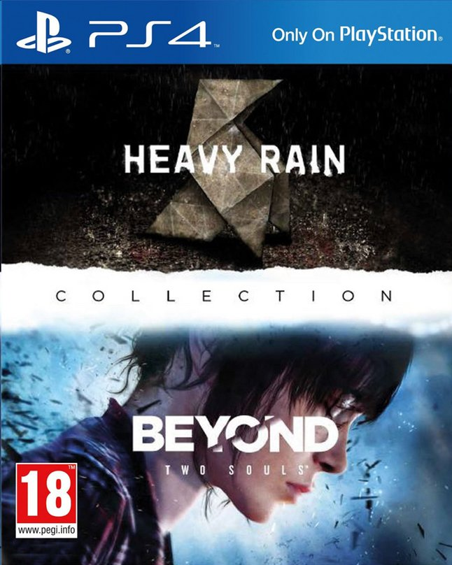 Afbeelding van PS4 Heavy Rain & Beyond Two Souls Collection ENG/FR from ColliShop
