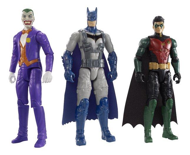 Image pour Batman Missions figurines articulées True Moves Batman & Robin contre The Joker à partir de ColliShop