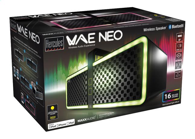 Image pour Hercules haut-parleur portable WAE NEO noir à partir de ColliShop