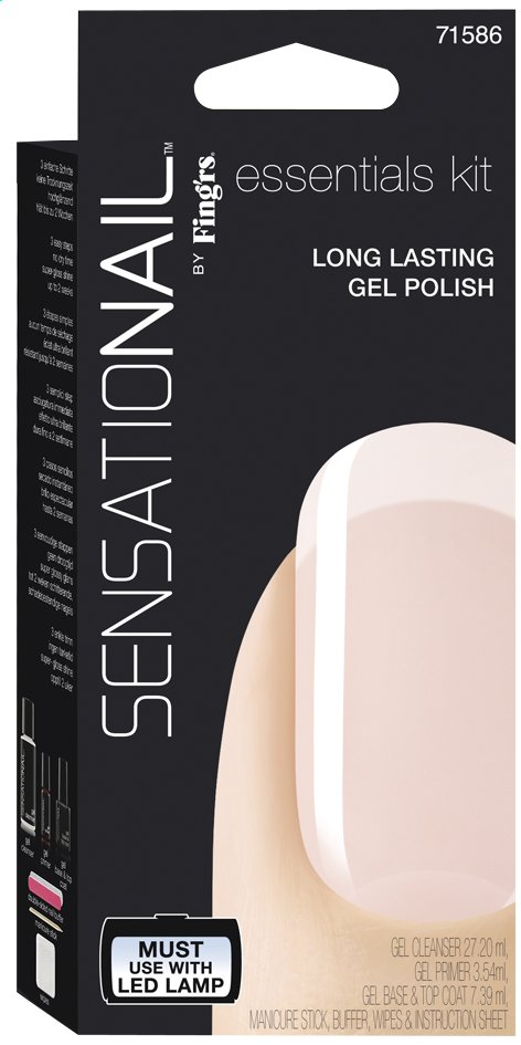 Afbeelding van SensatioNail Essentials kit from ColliShop