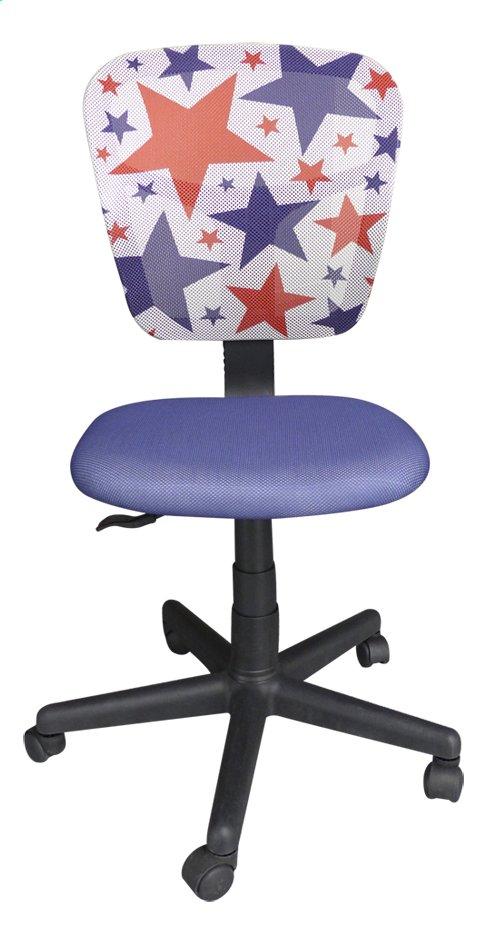 Afbeelding van Kinderbureaustoel Stars blauw from ColliShop