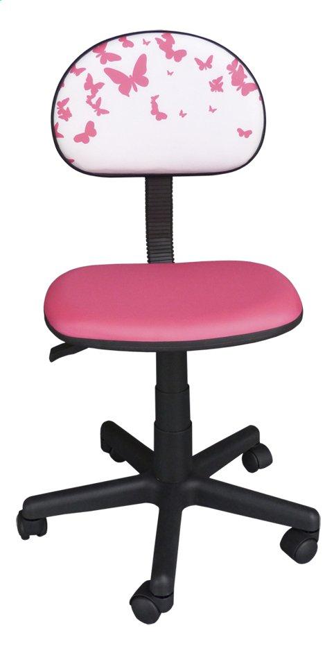 Afbeelding van Kinderbureaustoel Vlinder roze from ColliShop