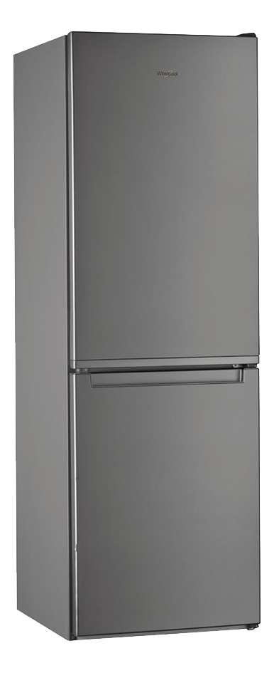 Whirlpool Réfrigérateur avec surgélateur W5 721E OX inox