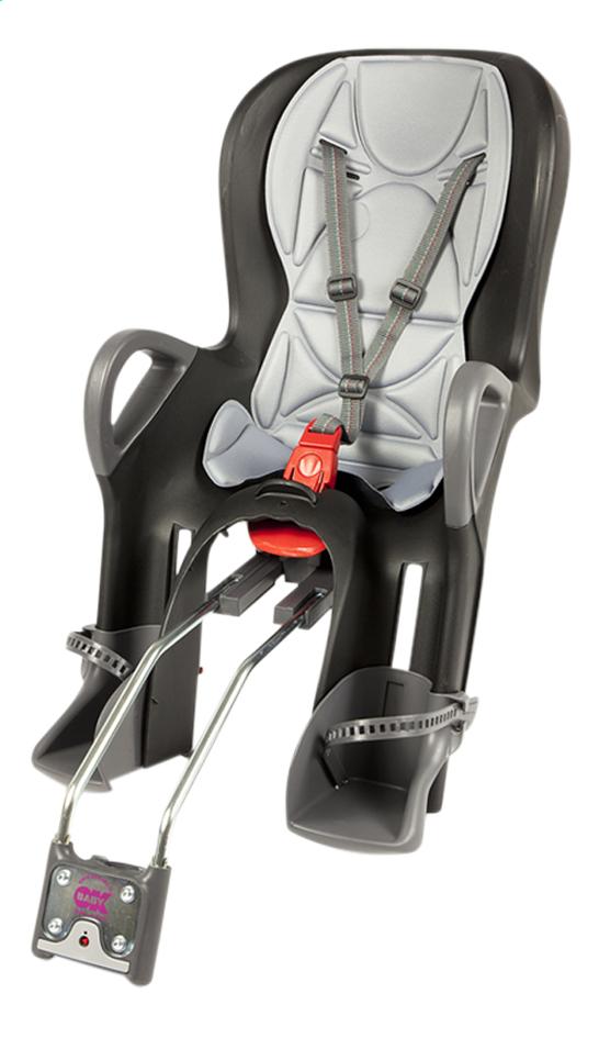Afbeelding van OK Baby Fietsstoel 10+ zwart/grijs from ColliShop
