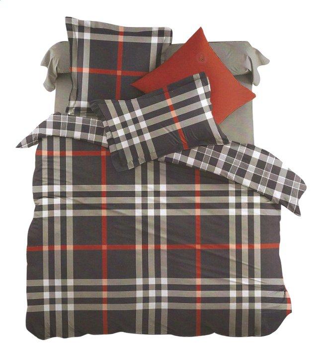 Image pour Housse de couette Glasgow coton 200 x 220 cm à partir de ColliShop