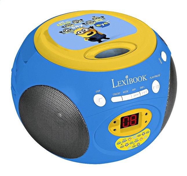 Image pour Lexibook lecteur radio/CD Boombox Minions à partir de ColliShop