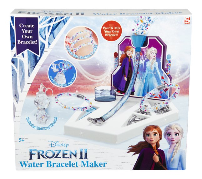 Disney Frozen II Water Bracelet Maker