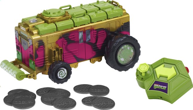 Afbeelding van Teenage Mutant Ninja Turtles auto RC Shellraiser from ColliShop
