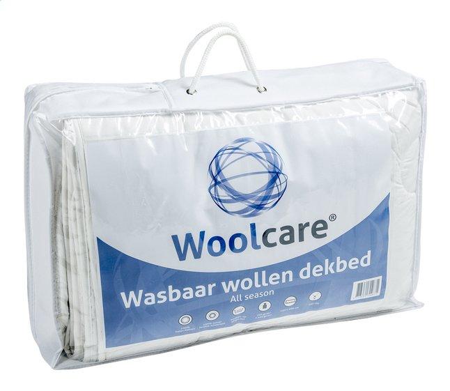 Image pour Woolcare Couette 4 saisons en laine 260 x 220 cm à partir de ColliShop
