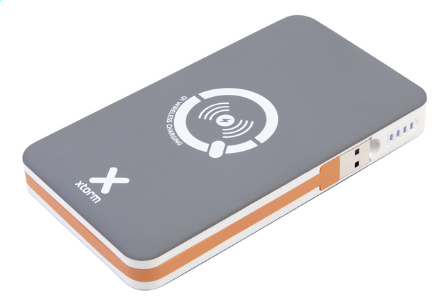 Afbeelding van Xtorm lader Power Bank Wireless 8000 mAh from ColliShop