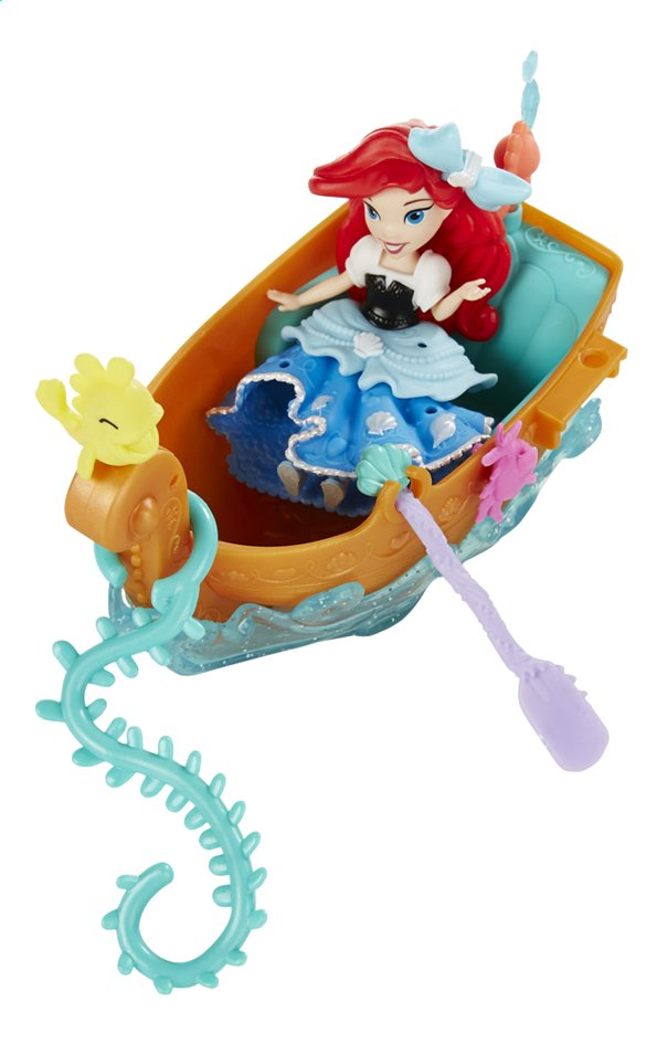 Afbeelding van Speelset Disney Princess little KinGdom Ariel's floating dreams from ColliShop