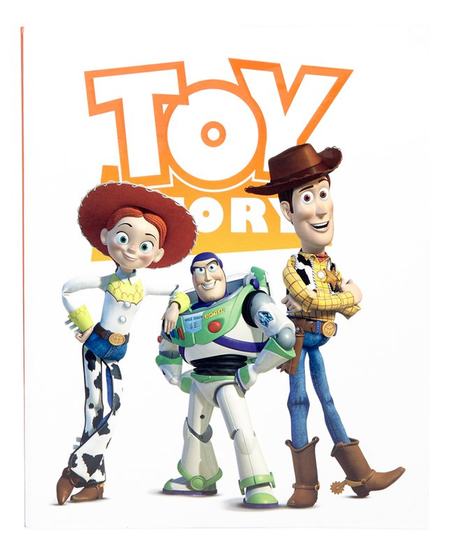 Afbeelding van Ringmap A4 Toy Story 4 from ColliShop