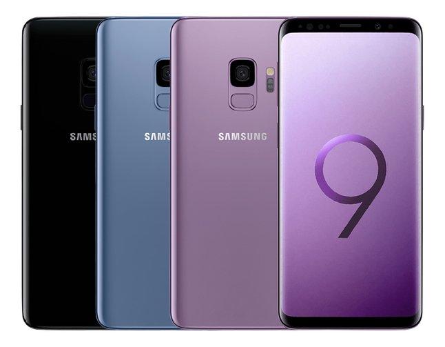 Afbeelding van Samsung smartphone Galaxy S9 64 GB from ColliShop