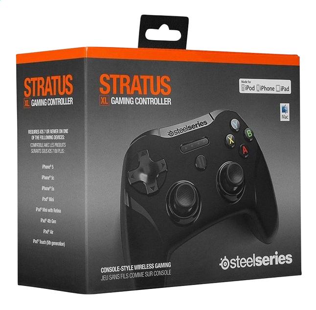 Afbeelding van SteelSeries draadloze controller Stratus XL voor IOS from ColliShop
