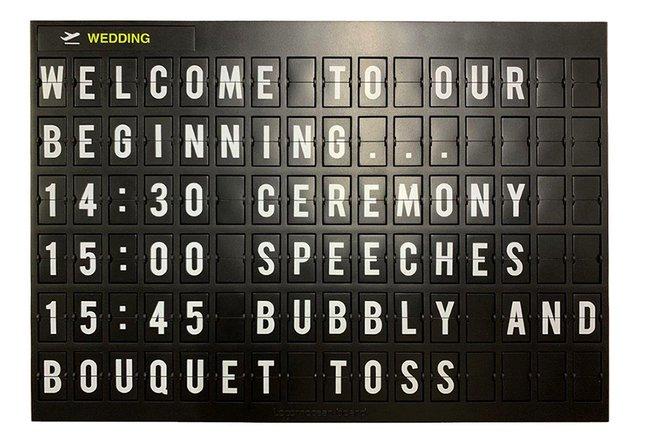 Image pour Tableau à messages Locomocean A4 à partir de ColliShop