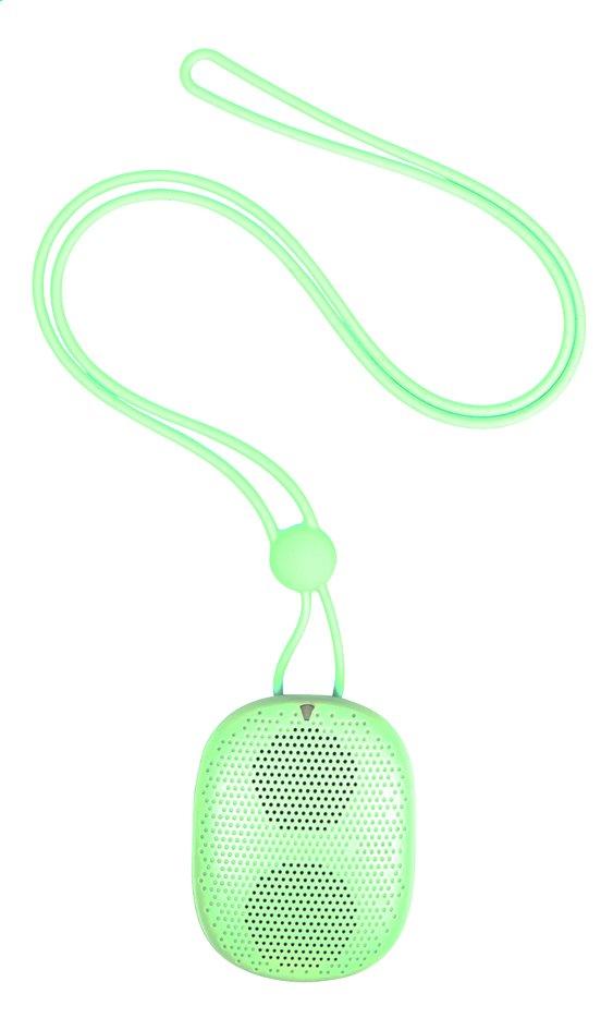 Afbeelding van AudioSonic bluetooth luidspreker groen from ColliShop