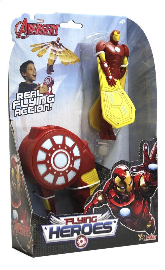 Afbeelding van Figuur Avengers Flying Heroes Iron Man from ColliShop