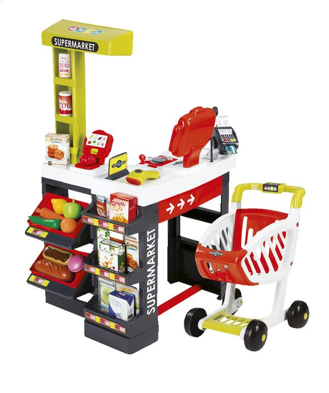 Afbeelding van Smoby winkeltje SuperMarket from ColliShop