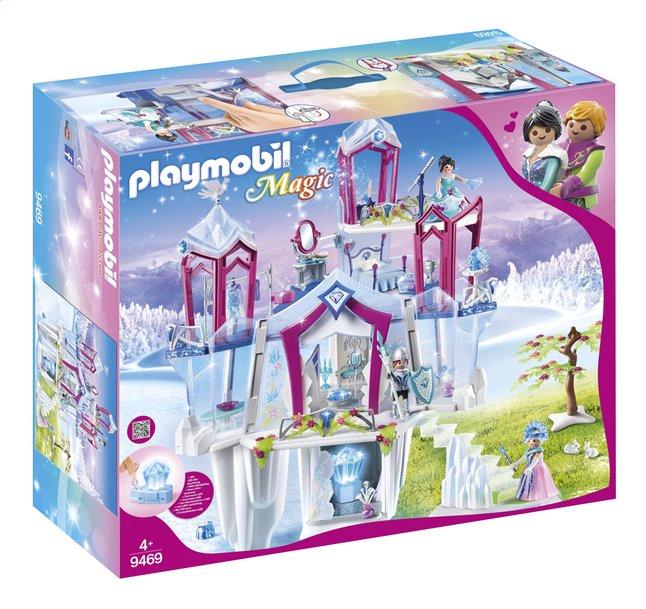 PLAYMOBIL Magic 9469 Palais de cristal