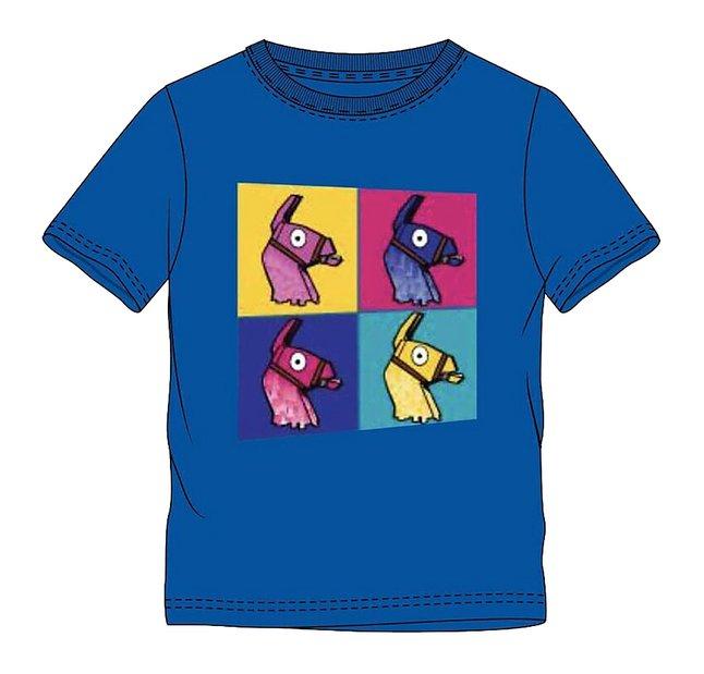 Image pour T-shirt Fortnite Lama taille 164 à partir de ColliShop