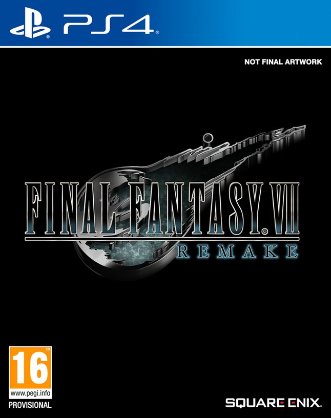 Afbeelding van PS4 Final Fantasy VII Remake ENG/FR from ColliShop