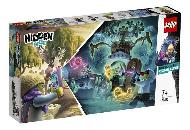 LEGO Hidden Side 70420 Le cimetière mystérieux
