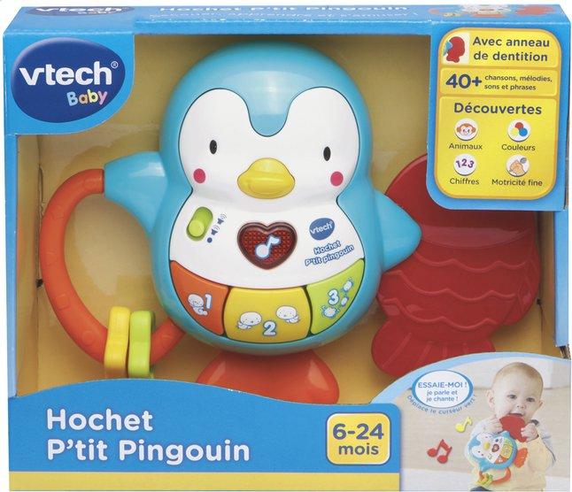 Afbeelding van VTech Hochet P'tit Pingouin FR from ColliShop
