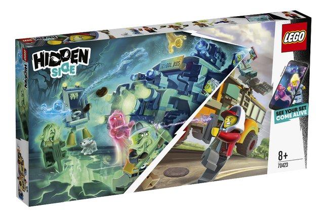 Image pour LEGO Hidden Side 70423 Le bus scolaire paranormal à partir de ColliShop