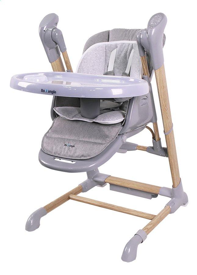 Bo Jungle Chaise haute B Swinging wood grey