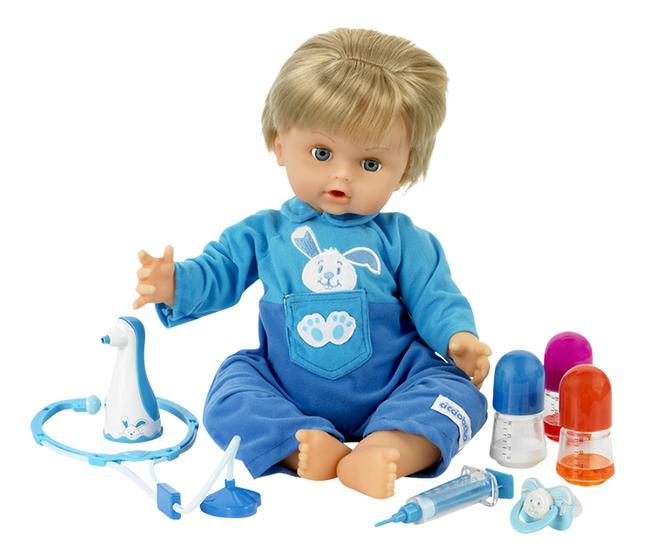 Image pour cicciobello poupée souple Bobo à partir de ColliShop