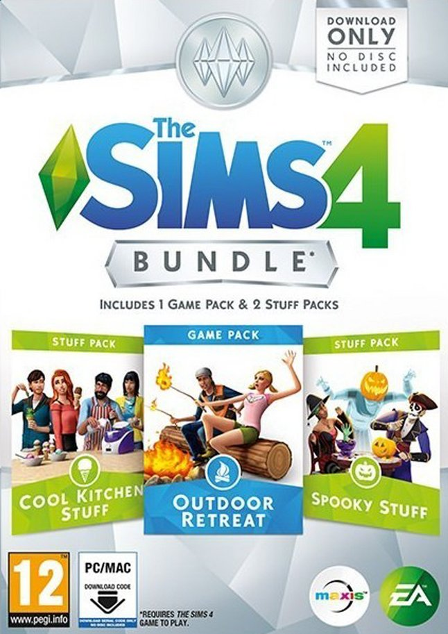 Image pour Pc The Sims 4 Bundle NL à partir de ColliShop