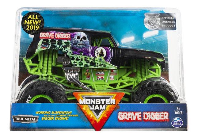 Image pour Spin Master Monster Truck Monster Jam Grave Digger à partir de ColliShop