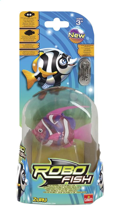 Afbeelding van Goliath Interactieve figuur Robo Fish Deep Sea Wimple Pink from ColliShop