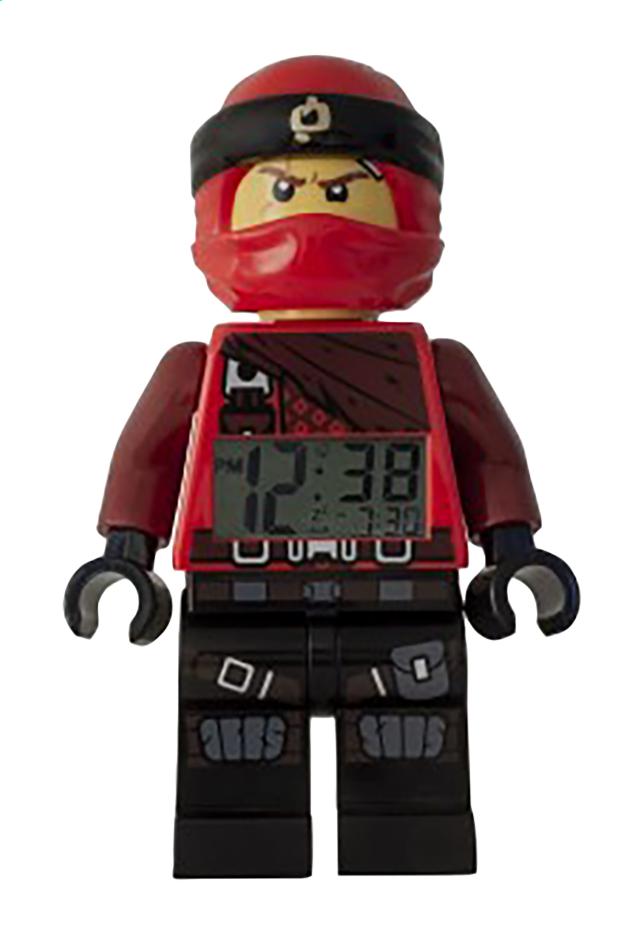 Image pour Réveil LEGO Ninjago Kai 3D à partir de ColliShop