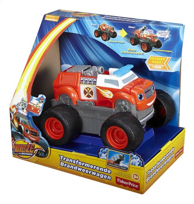 Image pour Fisher-Price camion de pompier Blaze et les Monster Machines Transformable à partir de ColliShop
