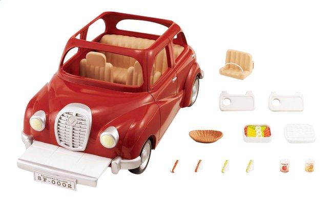 Sylvanian Families 5273 auto Family Saloon Car