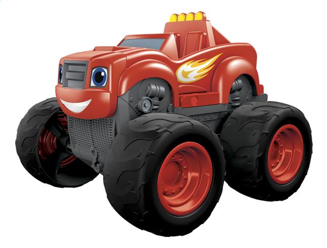Afbeelding van Fisher-Price brandweerwagen Blaze en de Monsterwielen transformerend from ColliShop