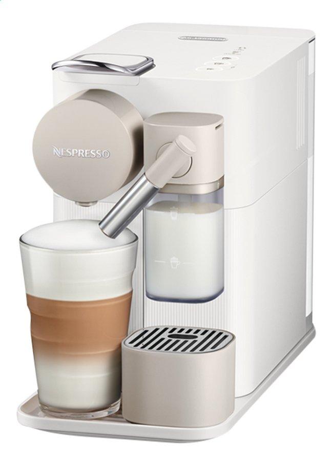 Afbeelding van De'Longhi Espressomachine Nespresso Lattissima One EN500.W wit from ColliShop