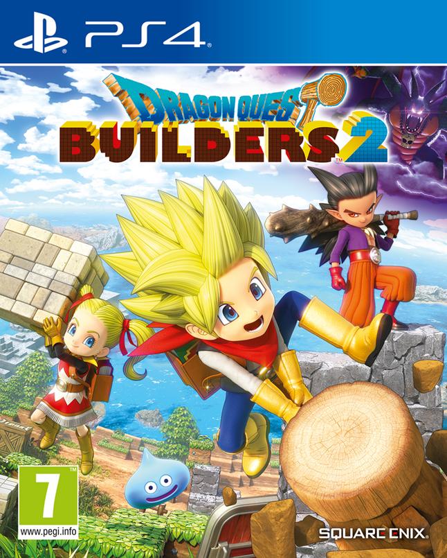 Image pour PS4 Dragon Quest Builders 2 FR/NL à partir de ColliShop