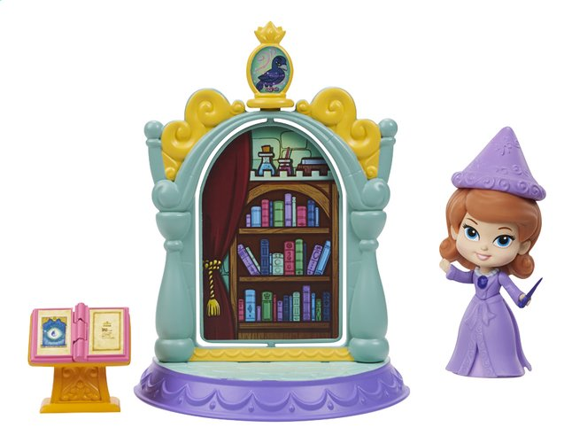 Afbeelding van Speelset Disney Sofia the First Sofia tovert from ColliShop