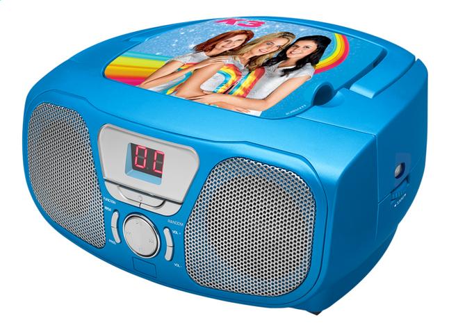 Image pour bigben radio/lecteur CD portable K3 à partir de ColliShop
