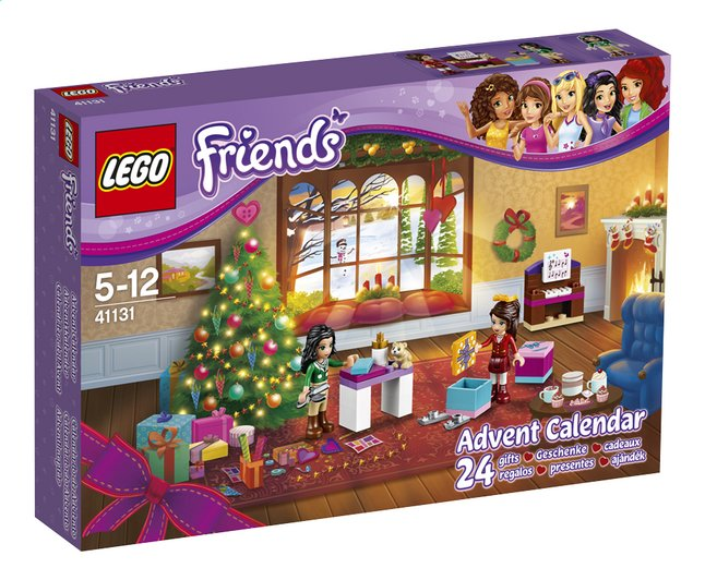 Afbeelding van LEGO Friends 41131 Adventkalender from ColliShop