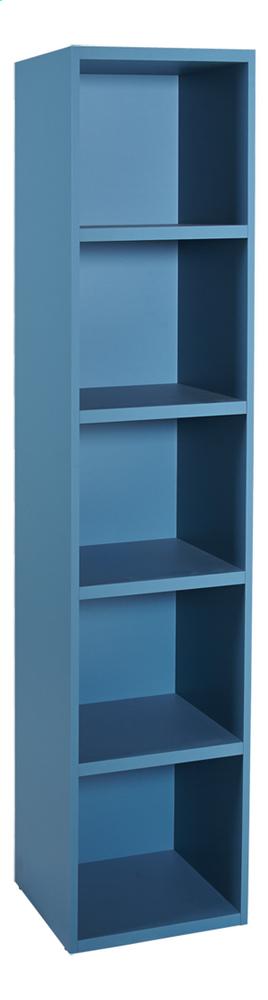 Image pour Bibliothèque Babel bleu à partir de ColliShop