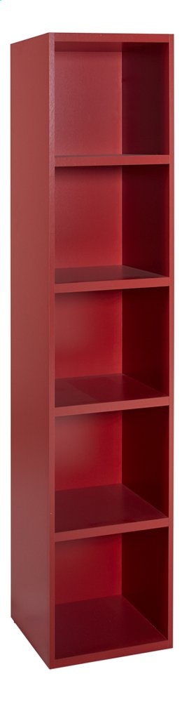biblioth que babel rouge collishop. Black Bedroom Furniture Sets. Home Design Ideas