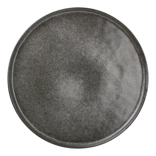 Image pour O-Tableware 4 assiettes à dessert Element Ø 19,5 cm gris à partir de ColliShop