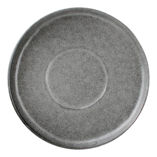 O-Tableware 4 sous-tasses Element Ø 14 cm gris