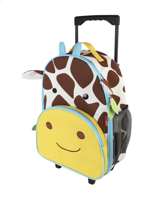 Afbeelding van Skip*Hop zachte reistrolley Zoo Luggage giraf from ColliShop